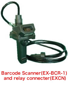 Flameproof and Explosion-proof type Barcode laser scaer